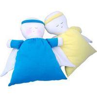 Travesseiro Anjo - Rosa Claro
